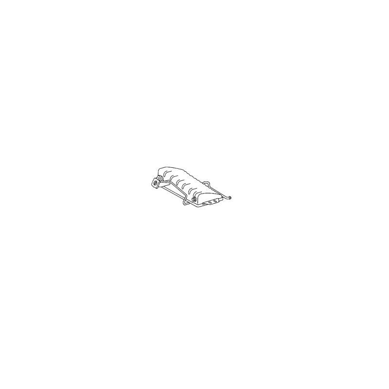Vase d'expansion pour Mercedes Benz SK/MK/NG/LSeries