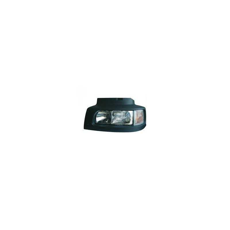 Optique de phare avant gauche pour Renault Kerax
