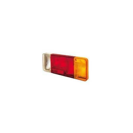 Cabochon de feux arrière G pour Iveco Eurocargo