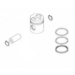 Kit cylindrée piston pour MAN L/M/F