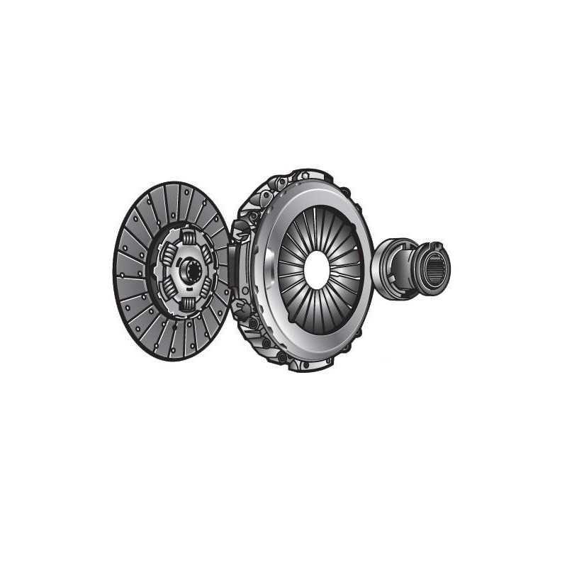Kit d'embrayage pour Renault Trucks Midliner, Midlum, D-Truck