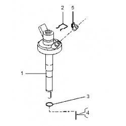 Injecteur pour Renault Mascoot