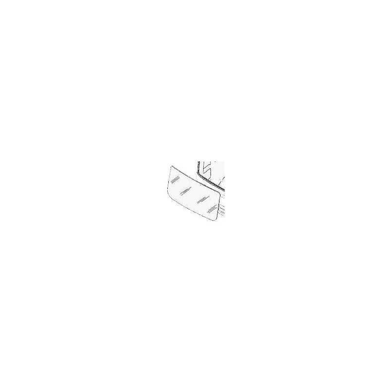 Pare-brise, vert, paquet unique pour Iveco AD/AT Stralis