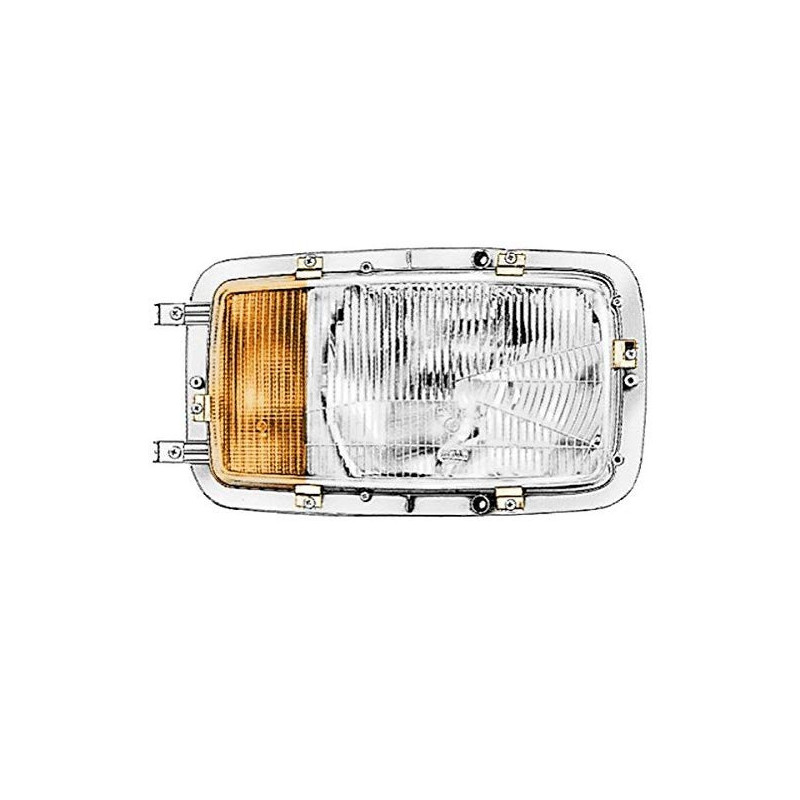 Phare principal, gauche pour Mercedes-Benz O 300-/O 400-Series / Setra S 200-/S 300-Series