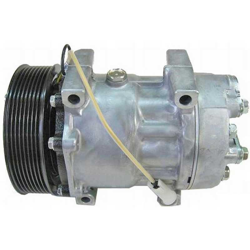 Compresseur, climatisation, rempli d'huile pour Volvo FH/FM/FMX/NH