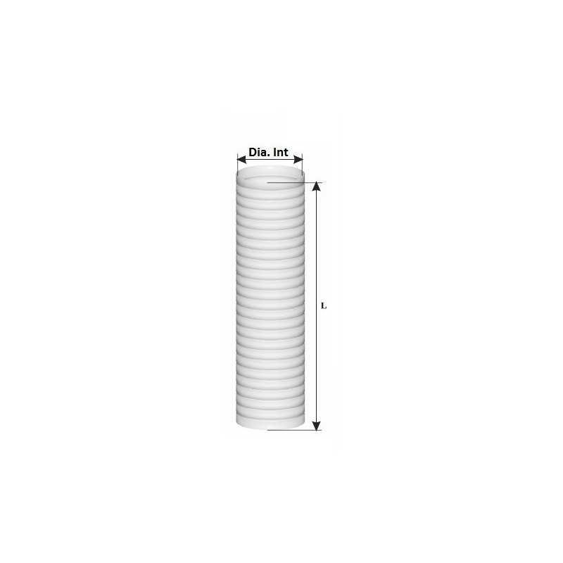 Flexible d'échappement 1 mètre/ diamètre 110