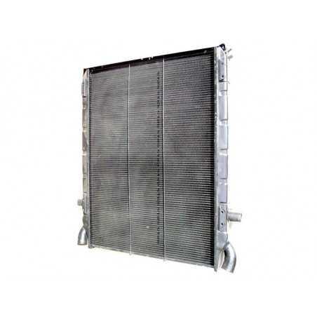 Radiateur, aluminium pour Scania P 113, R 93/113/143