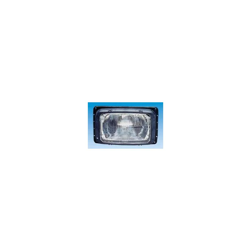 Optique de phare AVG pour Iveco 190/26