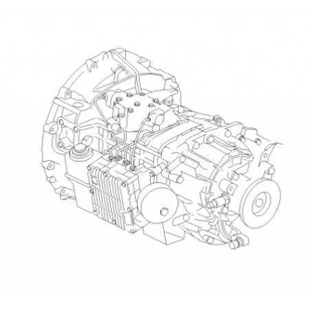 Boite de vitesse pour Volvo FL