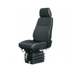 Siège de camion passager, suspension mécanique, lombaire mécanique, tissu, entraxe 230 mm