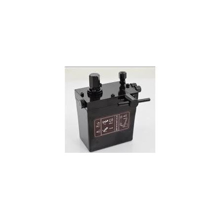Pompe hydraulique basc. de cabine pour Iveco Eurocargo