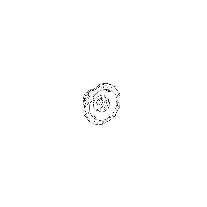 Moyeu de roue avant