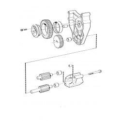Pompe à huile pour Volvo F/FL 6