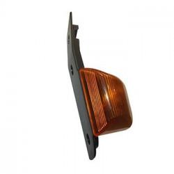 Feu de gabarit latéral, gauche, avec ampoule