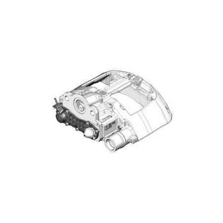 Etrier de frein, avant droit, pour Mercedes-Benz Atego/Econic