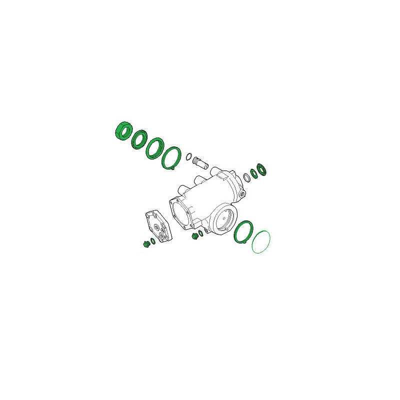 Kit de joints de direction pour Iveco Eurotrakker