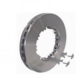 Disque de frein avec kit de fixation pour Daf 85CF, Etc