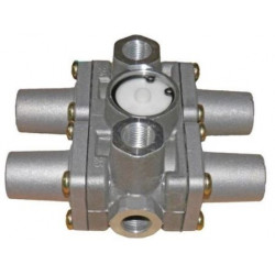 Valve de protection quatre voies