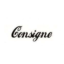 CONSIGNE