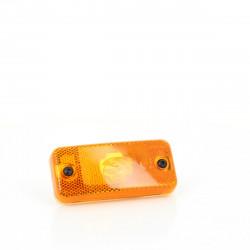 Feu de gabarit latéral orange pour Renault Trucks Magnum