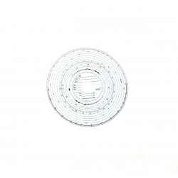 Boite de disques tachygraphe, 1 journée, 125 km/h pour Daf 95XF, Etc.