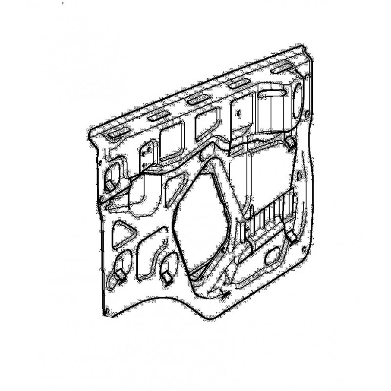 Cadre pour Scania P-/G-/R-/T-Series