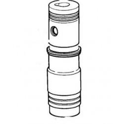 Chemise de cylindre pour Renault