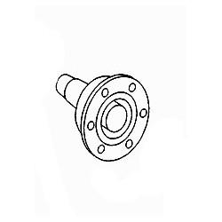 Moyeu de roue pour Mercedes Benz Sprinter