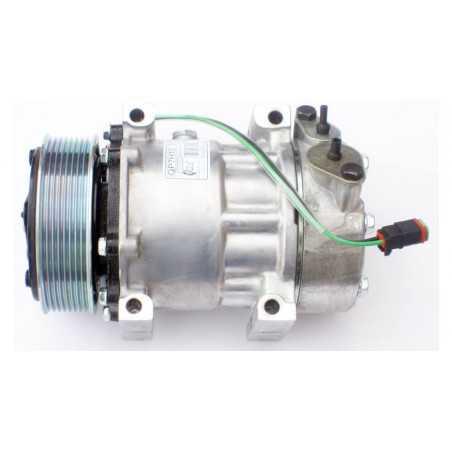 Compresseur, climatisation, rempli d'huile pour  Scania 4-Series