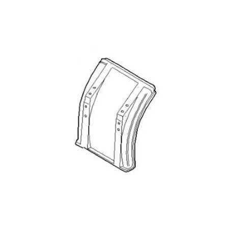 Calotte d'aile arrière Iveco Eurotrakker