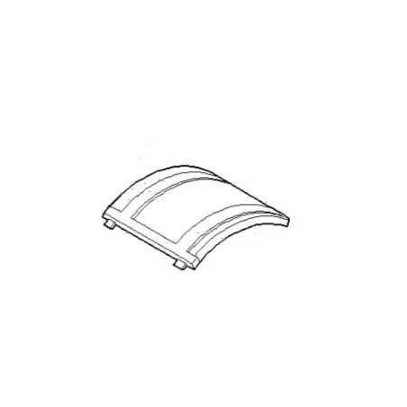 Calotte d'aile supérieure Iveco
