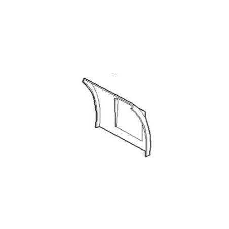 Calotte aile arrière Iveco Eurotrakker