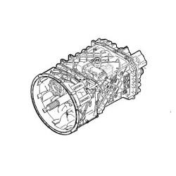 Boite de vitesse pour Iveco Eurotrakker