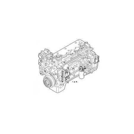 Bloc moteur pour Iveco