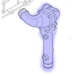 Corps de thermostat pour Iveco Stralis