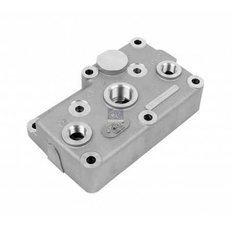 Culasse, compresseur pour Premium /TR/PR, Kerax, AE Magnum, Magnum E-Tech