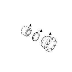 Kit moyeu roue AV pour Iveco Daily