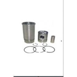 Kit cylindrée (Piston + segments + chemise) pour Renault Bus