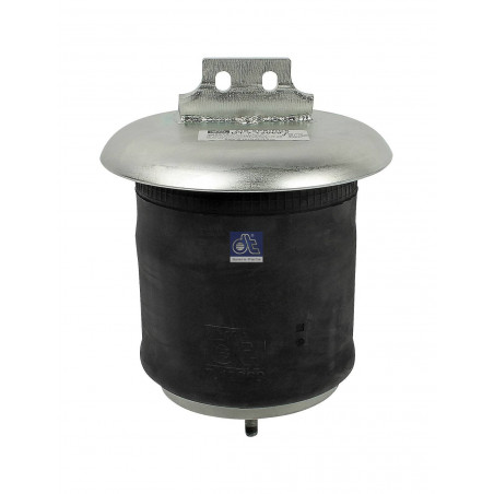 Coussin d'air, avec piston acier pour  Iveco EuroTech, EuroStar, Stralis, AD/AT/AS Stralis, Euromover