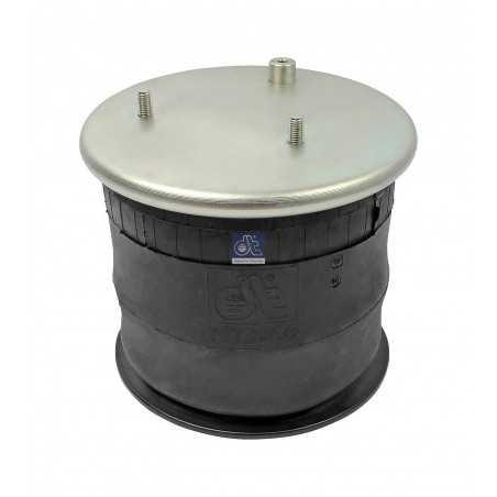 Coussin d'air, droite, avec piston plastique pour Iveco Daily