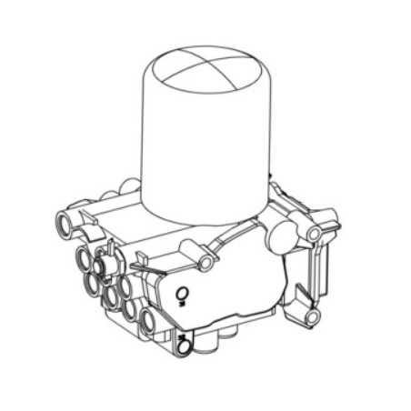 Déssicateur Épurateur Electronique d'air pour Mercedes