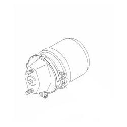 Cylindre de frein ARG pour MAN TGA