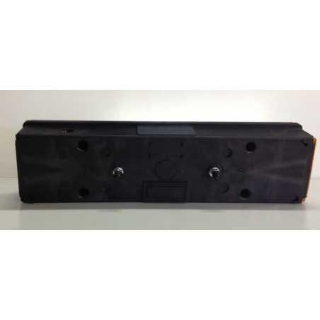 Feu arrière 7 fonctions avec catadioptre et feu de position latéral, droit