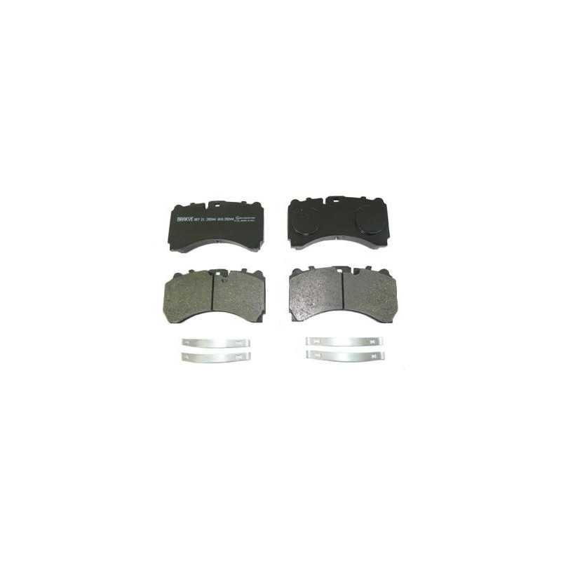 Plaquettes de frein AR ACTROS MP4