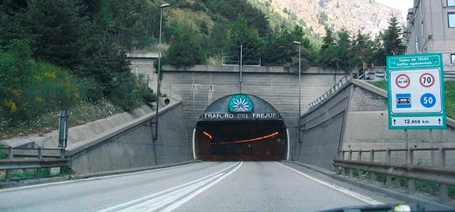 tunnel de frejus